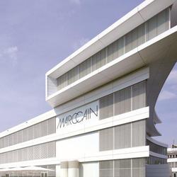 ALUCOBOND® Solid | Pure White 10 100 | facade | Ejemplos de fachadas | 3A Composites