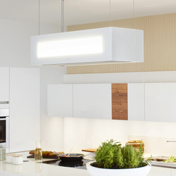 Ceiling-lift hood Skyline Edge | Extractors | Berbel