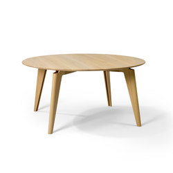 Takushi Table | Tables de restaurant | Röthlisberger Kollektion
