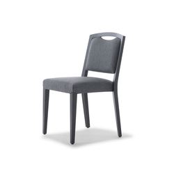 BACCO SI | Restaurant chairs | Accento