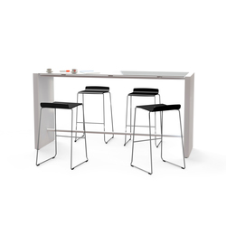 Chat | Canteen tables | Martela