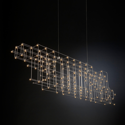 Orion | Pendant lights in metal | Quasar