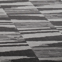 Missoni Flame Black | Wall-to-wall carpets | Bolon
