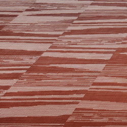 Missoni Flame Rust | Moquettes | Bolon