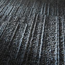 Net Effect Two 312896 Black Sea | Carpet tiles | Interface