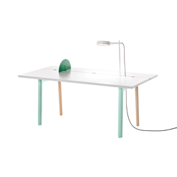 Offset Table | Escritorios individuales | Maxdesign