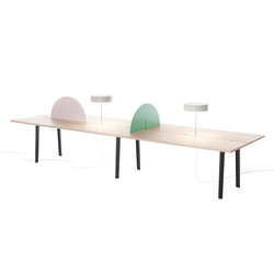 Offset Table | Desking systems | Maxdesign