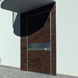 Synua Wall System | Ejemplos de fachadas | Oikos