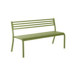 Segno | 159 | Garden benches | EMU Group