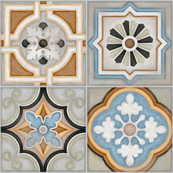 Evia | Urso Multicolor | Ceramic tiles | VIVES Cerámica