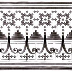 Bellaria Sombra 2 | Piastrelle ceramica | VIVES Cerámica