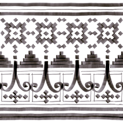 Vodevil | Bellaria Sombra 2 | Keramik Fliesen | VIVES Cerámica