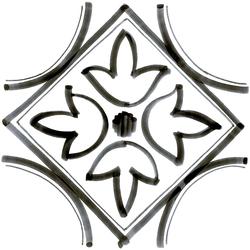 Vodevil | Octogono Variette Sombra | Piastrelle ceramica | VIVES Cerámica