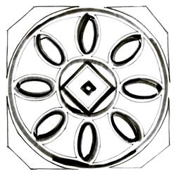 Octogono Variette Sombra | Keramik Fliesen | VIVES Cerámica