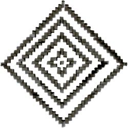 Vodevil | Octogono Variette Sombra | Carrelage céramique | VIVES Cerámica