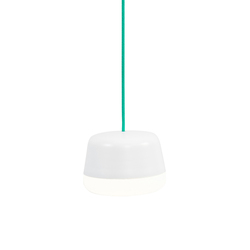 Kivi Mini Pendant Low shade | Illuminazione generale | Blond Belysning