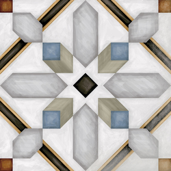 Vodevil | Demel Multicolor | Keramik Fliesen | VIVES Cerámica