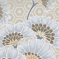 Vodevil | Flore gris | Baldosas de cerámica | VIVES Cerámica