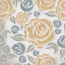 Vodevil | Flore gris | Ceramic tiles | VIVES Cerámica
