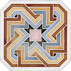 Vodevil | Octogono Musichalls Multicolor | Keramik Fliesen | VIVES Cerámica