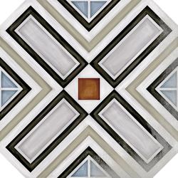 Octogono Musichalls Multicolor | Piastrelle ceramica | VIVES Cerámica