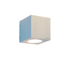 Cube xl duo Luxeon A natural | Lampade outdoor parete | Dexter
