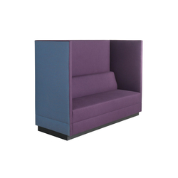 Bricks Wall  Meeting Sofa | Divani lounge | Palau