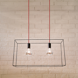 Idea twin suspension | General lighting | Vesoi