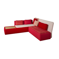 Stream Corner | Modular seating systems | Palau