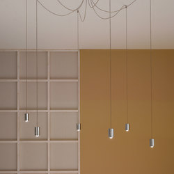 Idealed suspension | General lighting | Vesoi