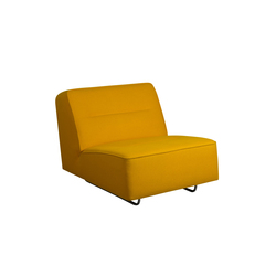 Wave Loveseat | Fauteuils d'attente | Palau