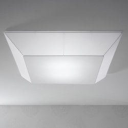 P-quadro ceiling | General lighting | Vesoi