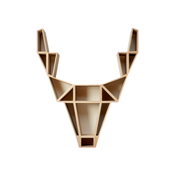 Deer shelf | Wanddekoration | BEdesign