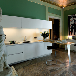 G.ONE | Fitted kitchens | Schiffini