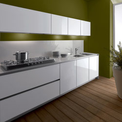 One | Fitted kitchens | Schiffini