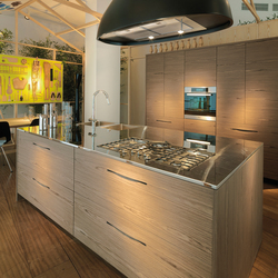 Pampa | Fitted kitchens | Schiffini