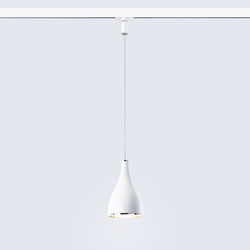 One Eighty Suspension Track | Spotlights | serien.lighting