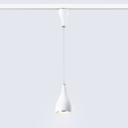One Eighty Suspension Track Adjustable | Lampade spot | serien.lighting