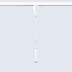 One Eighty Suspension Spot Track Adjustable | Lampade spot | serien.lighting