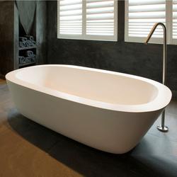 Acanthus DADOquartz bathtub | Free-standing baths | DADObaths