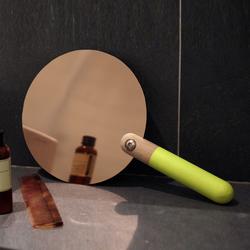 Camerino Hand Mirror   Bath mirrors   brose~fogale