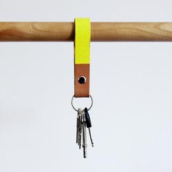 Camerino Key Ring | Hooks | brose~fogale
