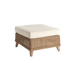 Kenya foot stool | Sgabelli da giardino | Point