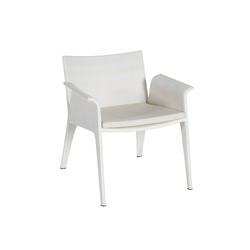 U club armchair | Garden chairs | Point
