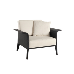 U armchair | Garden armchairs | Point