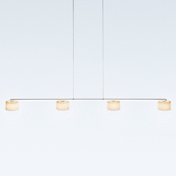 Reef Suspension with 4 shades | General lighting | serien.lighting