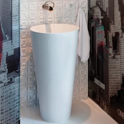 Annelie DADOquartz freestanding pillar basin | Vanity units | DADObaths