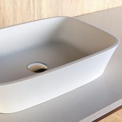 Carmen DADOquartz basin | Wash basins | DADObaths