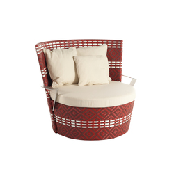 ICPalli low armchair | Garden armchairs | Point