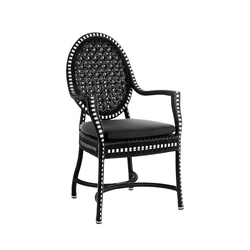 Monaco armchair | Chaises de restaurant | Point